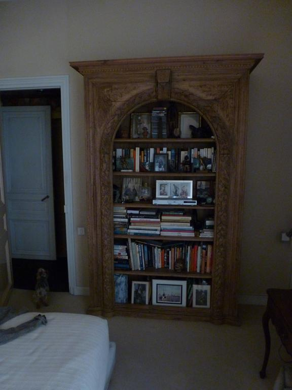 French 18th century oak bibliotheque book case and display cabinet for sale - Bibliotheque 4 cases ...