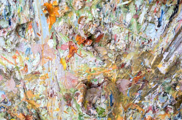 Larry Poons, Retrieval, 1989 In Excellent Condition For Sale In Pasadena, CA