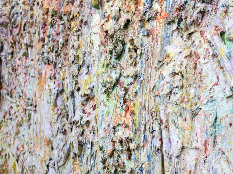 Late 20th Century Larry Poons, Retrieval, 1989 For Sale