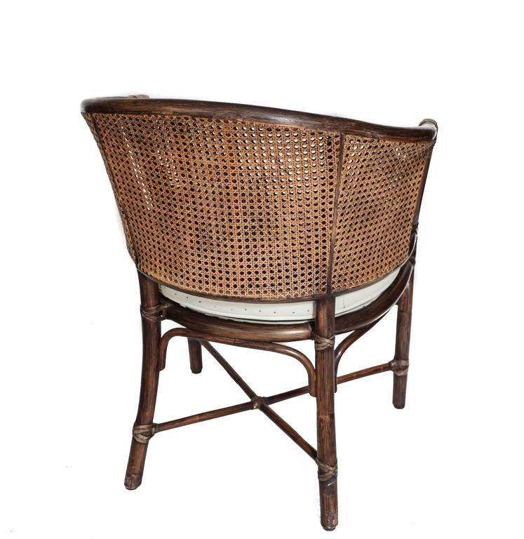 Vintage Bamboo and Rattan Table and Chairs by McGuire For  : IMG1551l from www.1stdibs.com size 747 x 768 jpeg 61kB