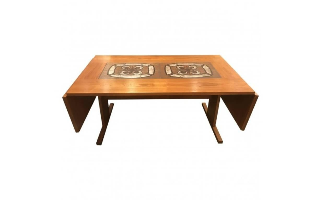 ... Drop Leaf Dining Table For Sale. A Midcentury Gangso Mobler Was A  Leader In Modern Danish Design With A Reputation For Crafting
