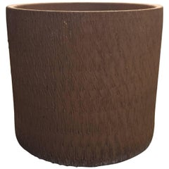 Gainey Ceramics Large Clay Planter