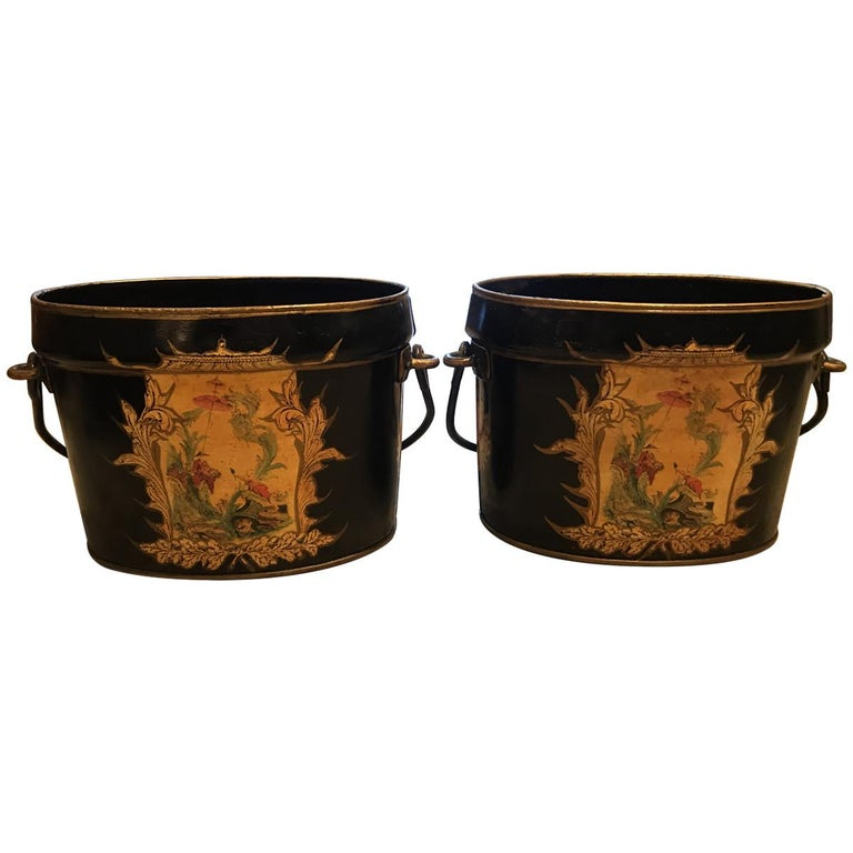 Leather Fire Bucket For Sale At 1stdibs