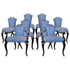 Christopher Guy Arch Dining Chairs