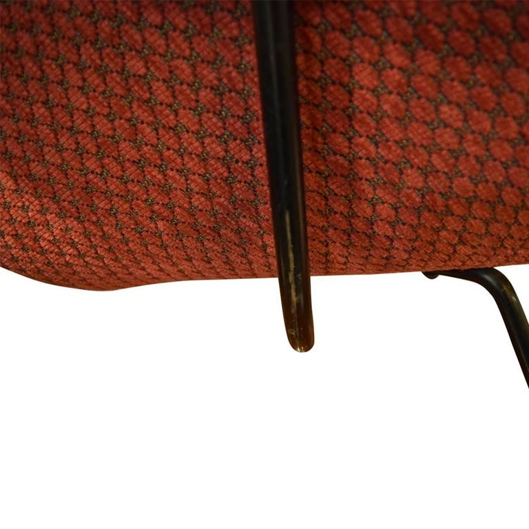 Eero saarinen vintage womb chair and ottoman at 1stdibs - Vintage womb chair for sale ...