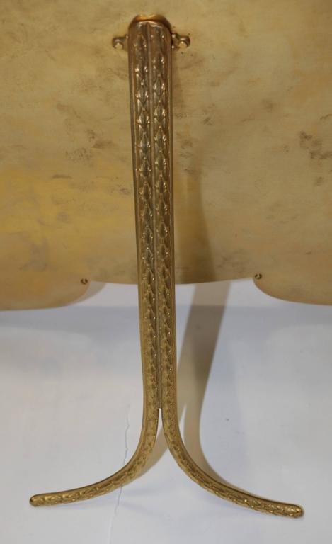 19th Century French Bronze Ormolu Frame For Sale 4