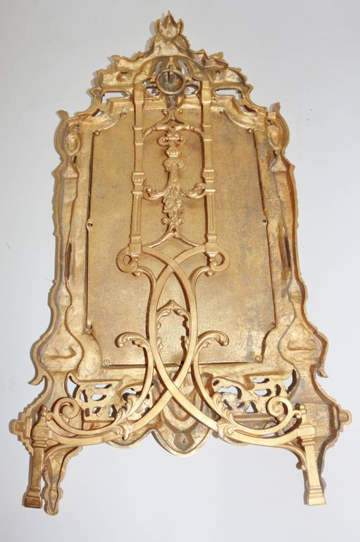 19th Century French Gilt Framed Mirror For Sale At 1stdibs