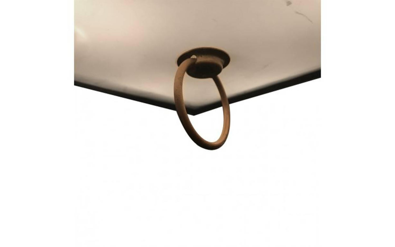 Midcentury chinoiserie zinc pendant light at 1stdibs arubaitofo Choice Image