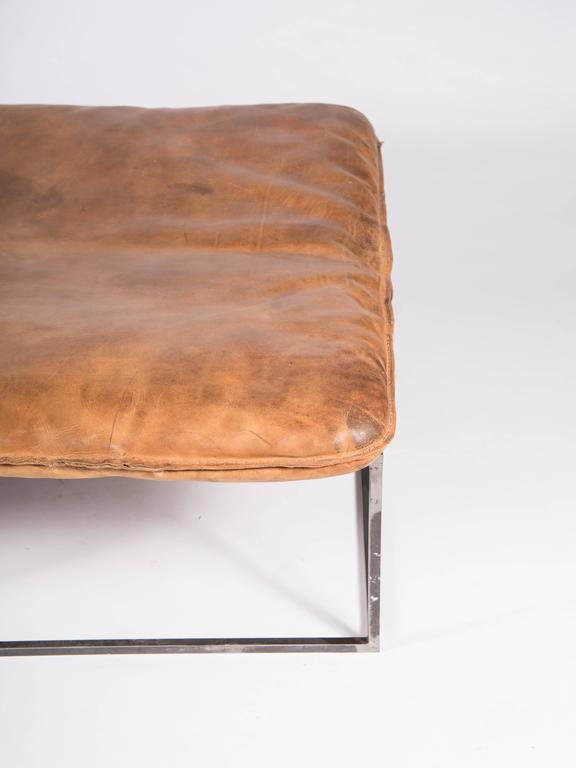 Vintage Gym Mat Coffee Table For Sale At 1stdibs