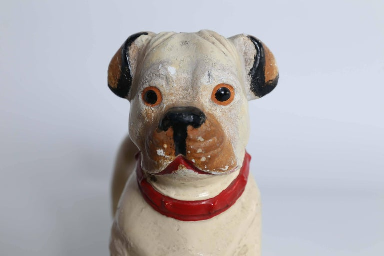 Statue of Pug Dog For Sale 1
