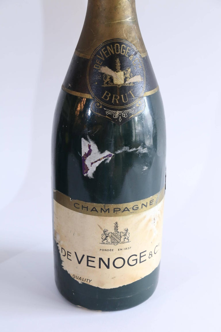 Large Display Champagne Bottles For Sale At 1stdibs