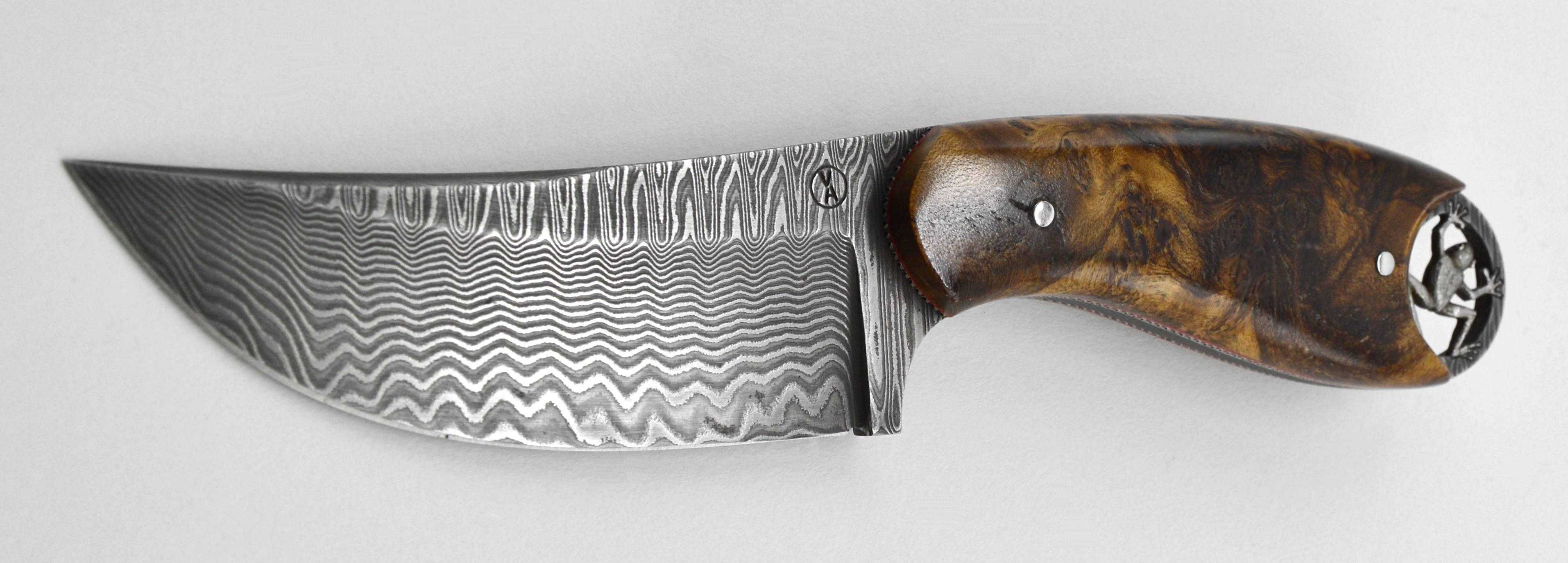 kitchen images bladesmithing integral chef knives in progression forged great jaguar october forging gallery