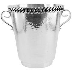 Jean Despres Champagne Bucket, 1950