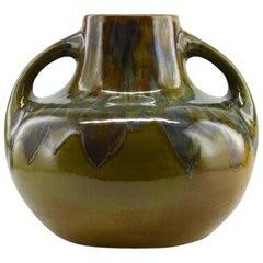 Baffert & Dyonne Bady French Stoneware Vase, 1948