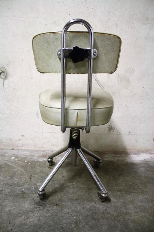 Vintage Dentist Chair 1960s At 1stdibs