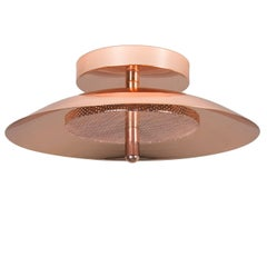 Customizable Signal Wall/Ceiling Light from Souda, Copper, Made to Order