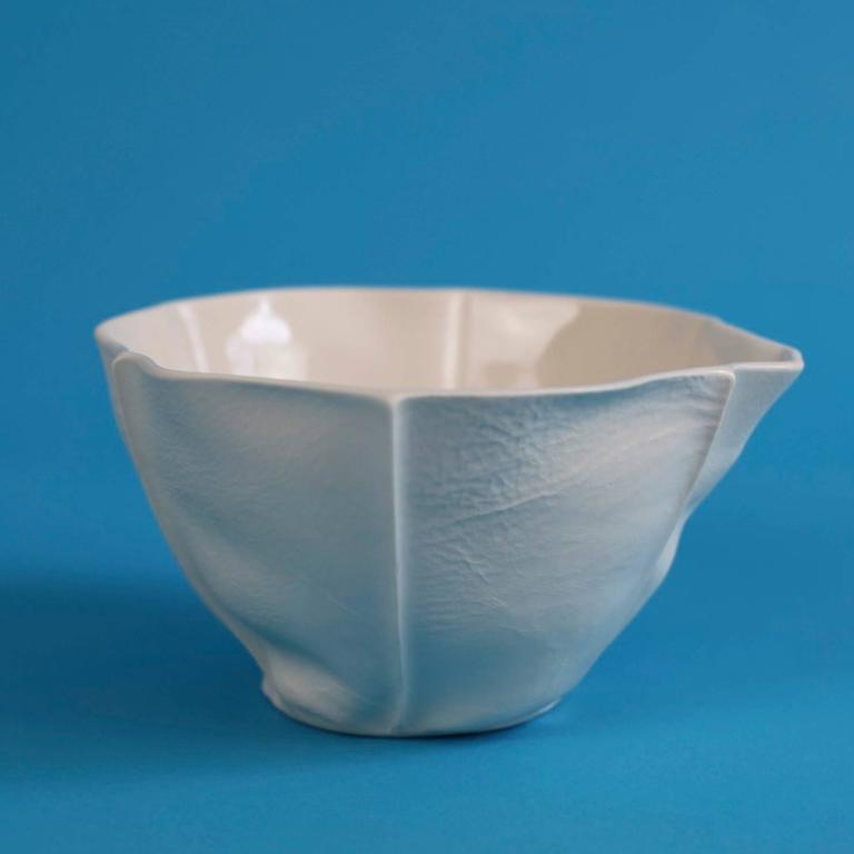 American Small Kawa Bowl by Luft Tanaka, Made to Order For Sale