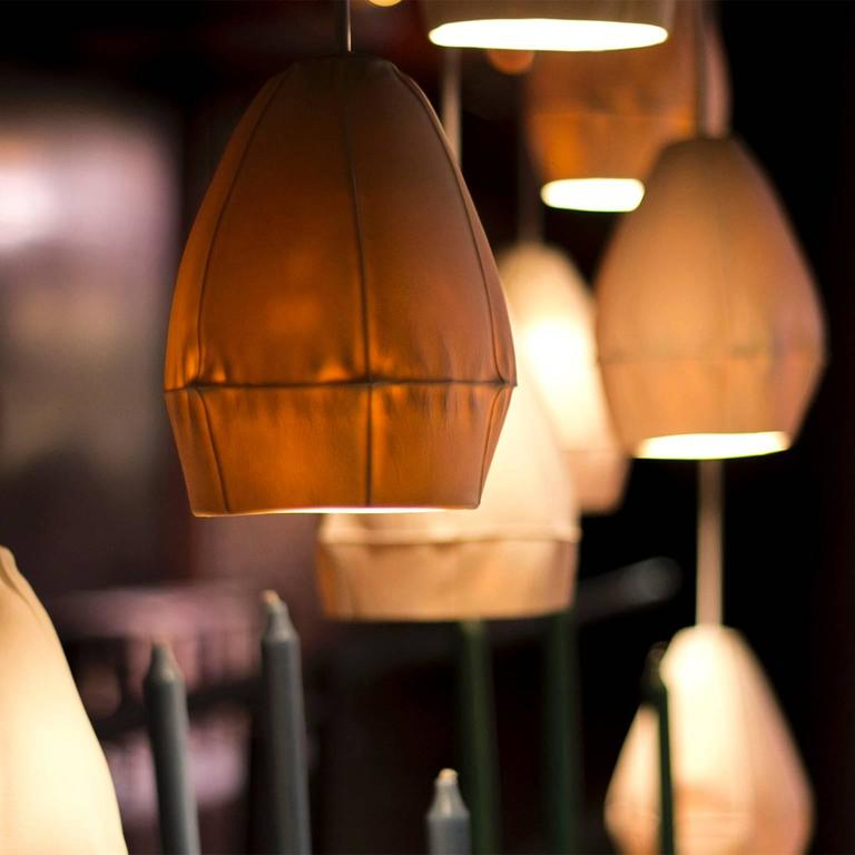 Modern Kawa Pendant Light from Souda, Made to Order For Sale