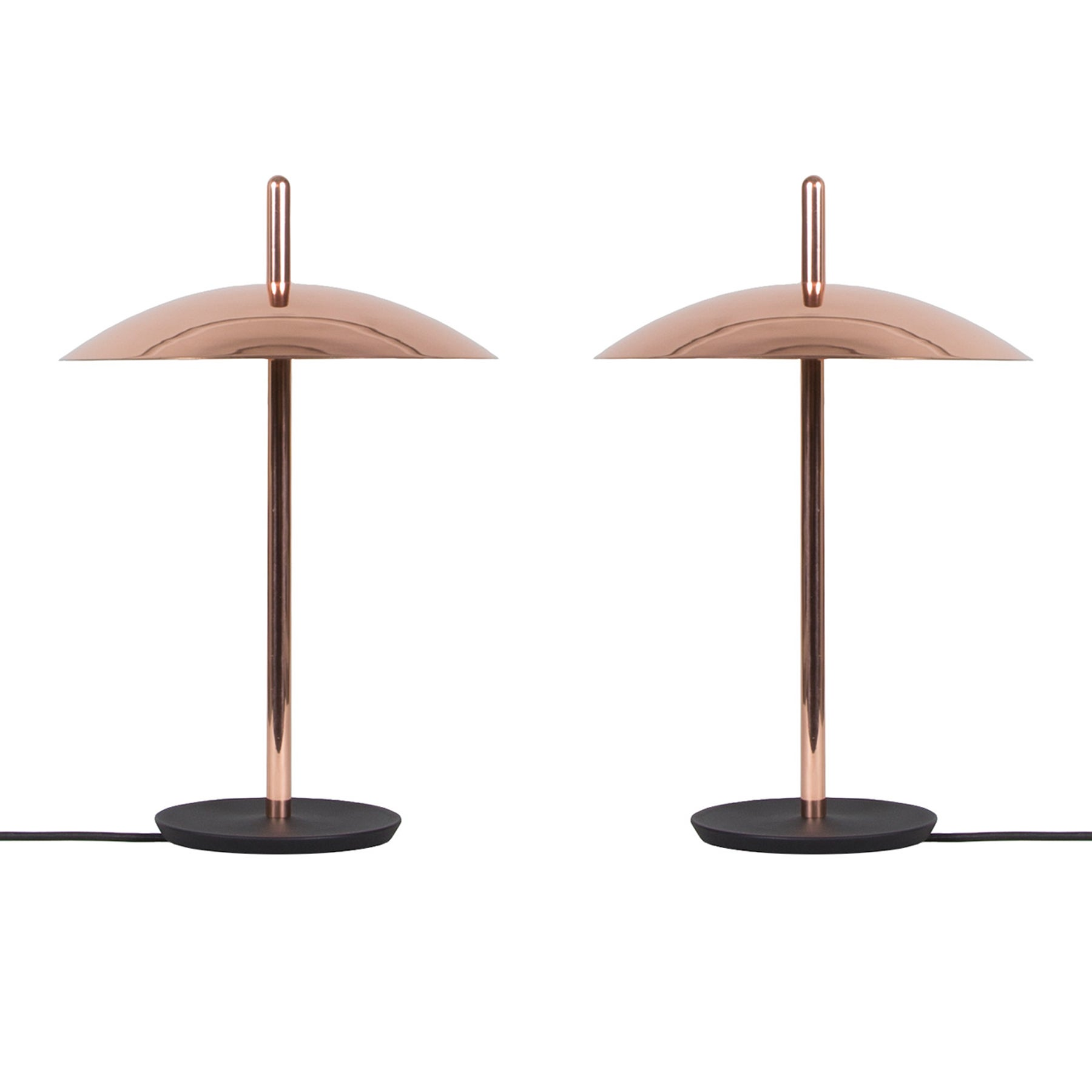 Customizable Pair of Signal Table Lamp from Souda, Made to Order