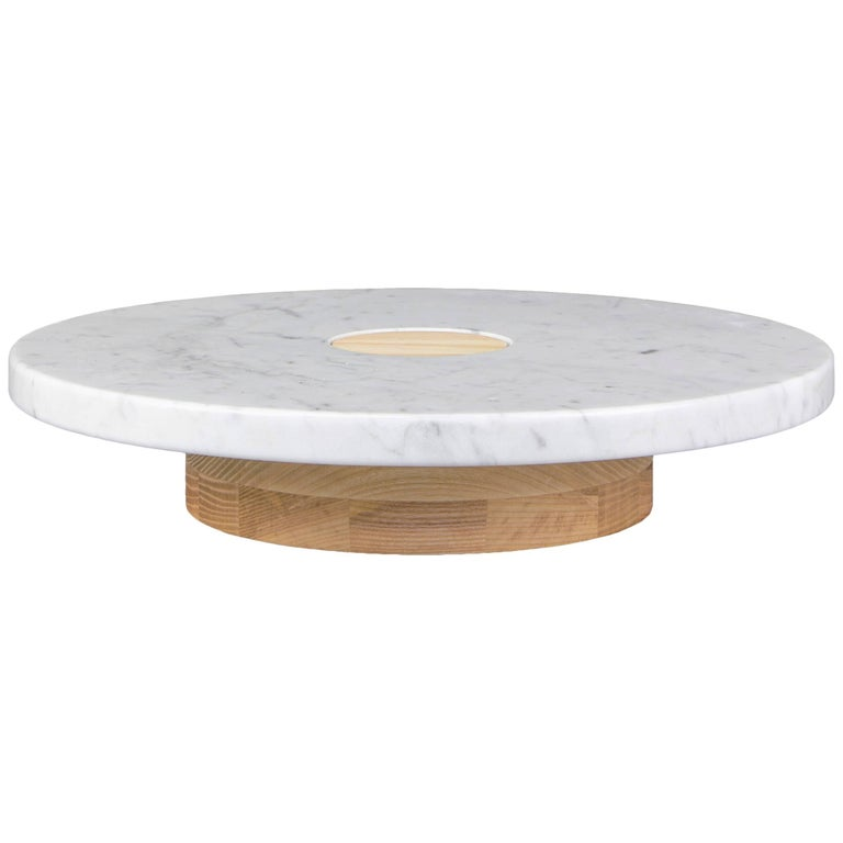 Low Sass Pedestal from Souda, in Stock