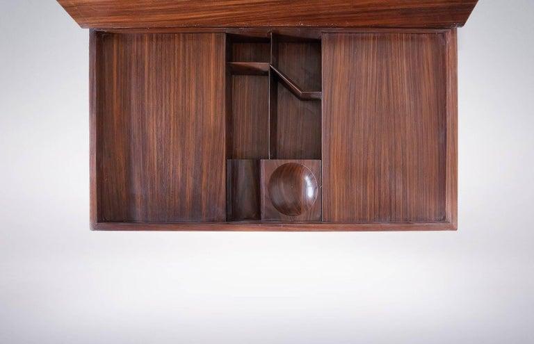 Rare Altamira Desk by Ico Parisi and Pietro Zuffi for De Poli 5