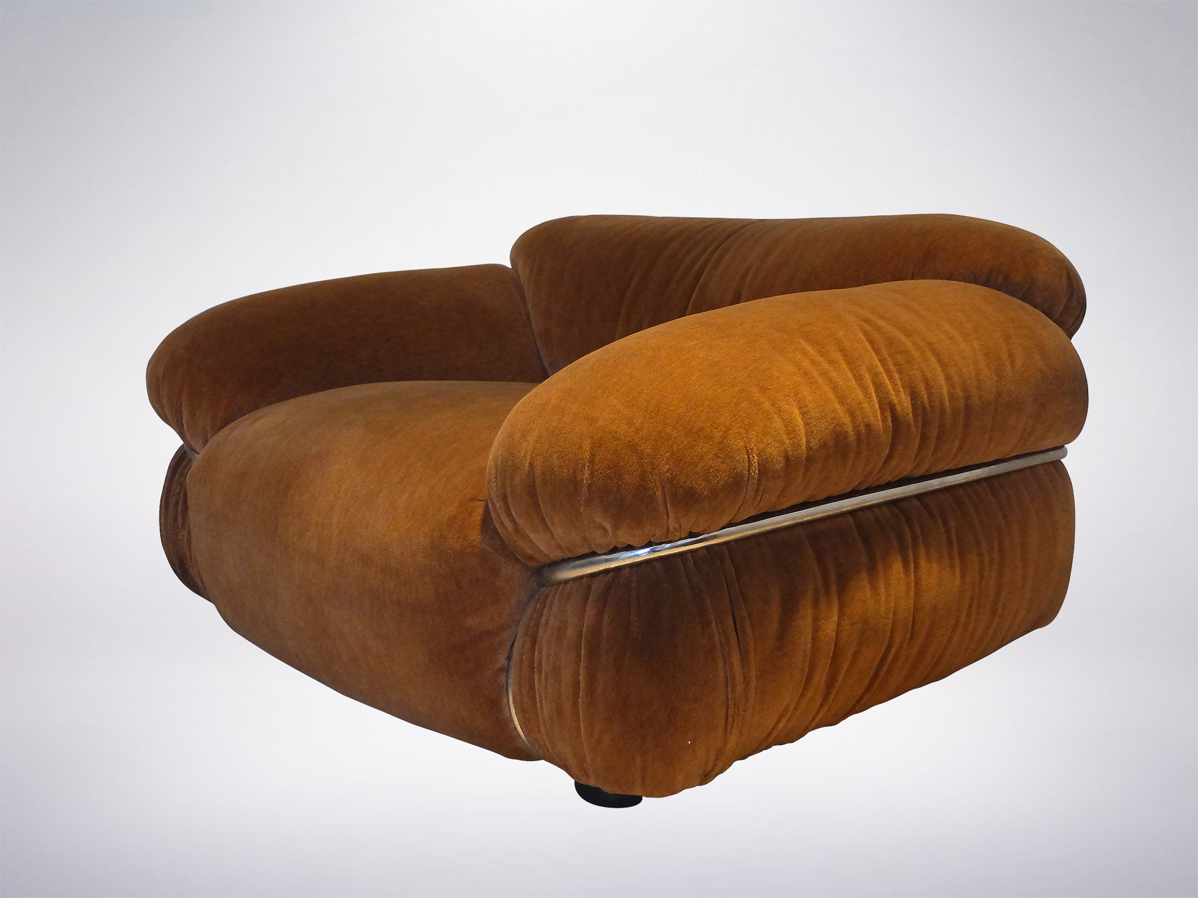 Sesann Armchair By Gianfranco Frattini For Cassina For Sale At