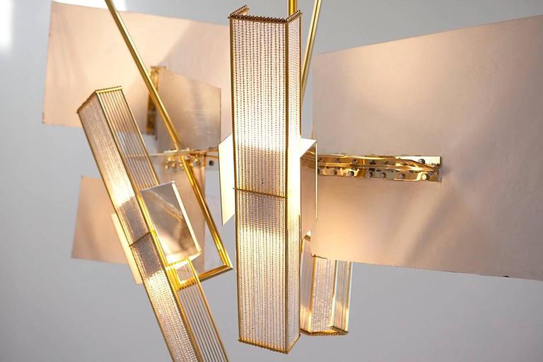 Monumental Chandelier 'Satellite' by Gareth Devonald Smith 2