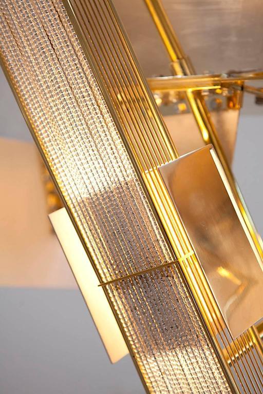 Monumental Chandelier 'Satellite' by Gareth Devonald Smith 6