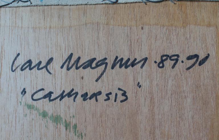 Post-Modern Carl Magnus,