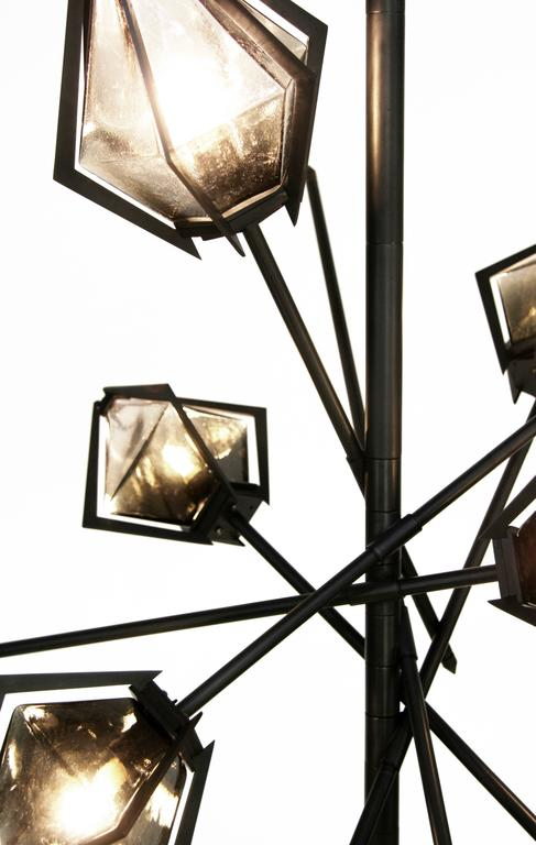 Modern Harlow Small Chandelier For Sale