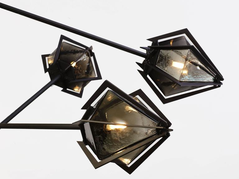 Harlow Spokes Chandelier For Sale At 1stdibs