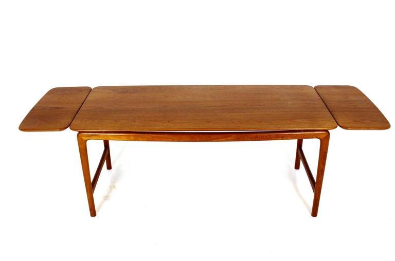 Coffee Table by Peter Hvidt & Orla Mølgaard Nielsen for France & France & Daverk 3