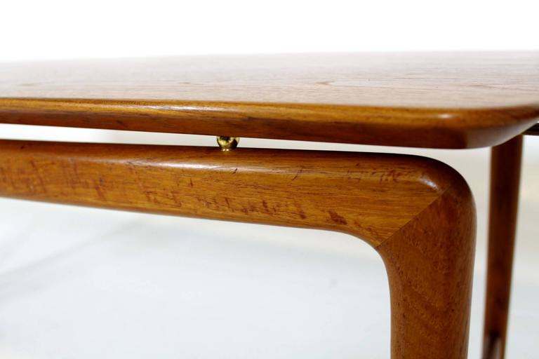 Coffee Table by Peter Hvidt & Orla Mølgaard Nielsen for France & France & Daverk 5