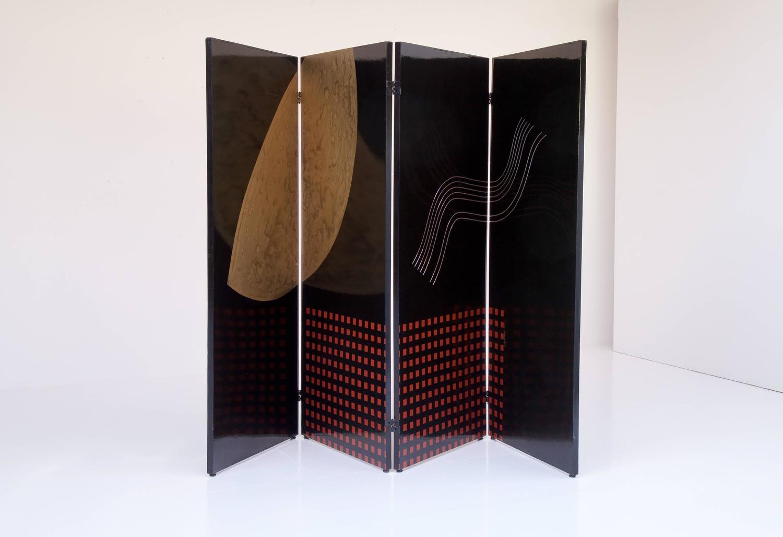 Big Room Divider J Spompinato 1984 For Sale At 1stdibs