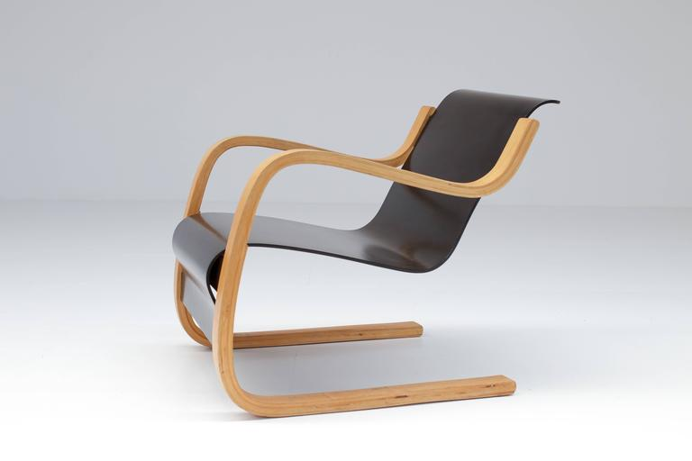 Alvar aalto model 31 for sale at 1stdibs for Alvar aalto chaise
