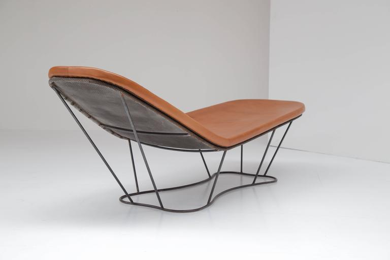 Lounge chair xavier lust for sale at 1stdibs for Xavier lust chaise 4p