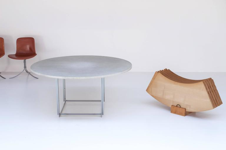 furniture poul kjaerholm pk54. poul kjaerholm pk54 table for e kold christensen 2 furniture pk54