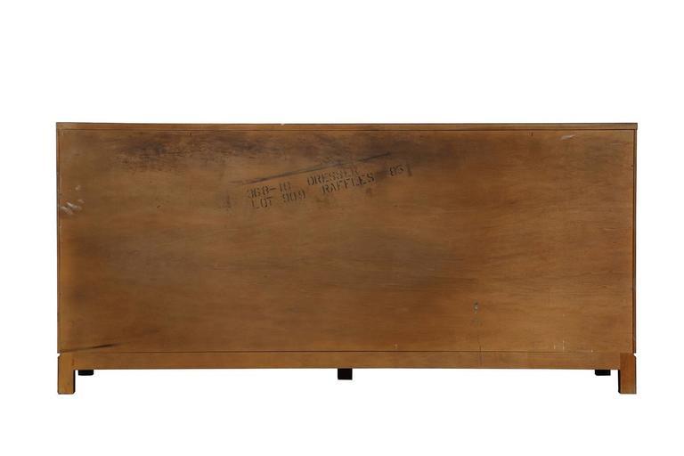 Hickory Navy Campaign Dresser 6