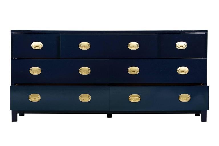 Hickory Navy Campaign Dresser 5