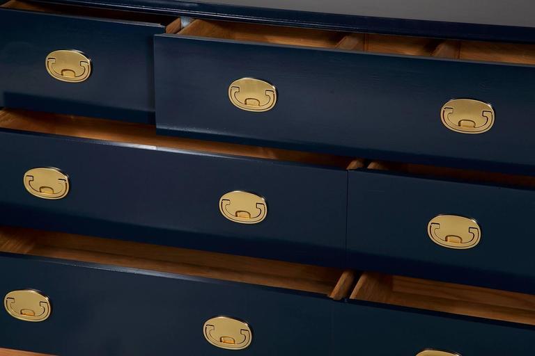 Hickory Navy Campaign Dresser 7