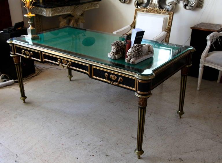 Napoleon III 19th Century Writing Desk For Sale