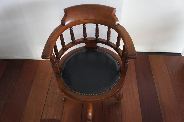 Delicieux Very Stylish And Stunning Desk Chair. This Handmade, Rotating Armchair Is  Best Known As