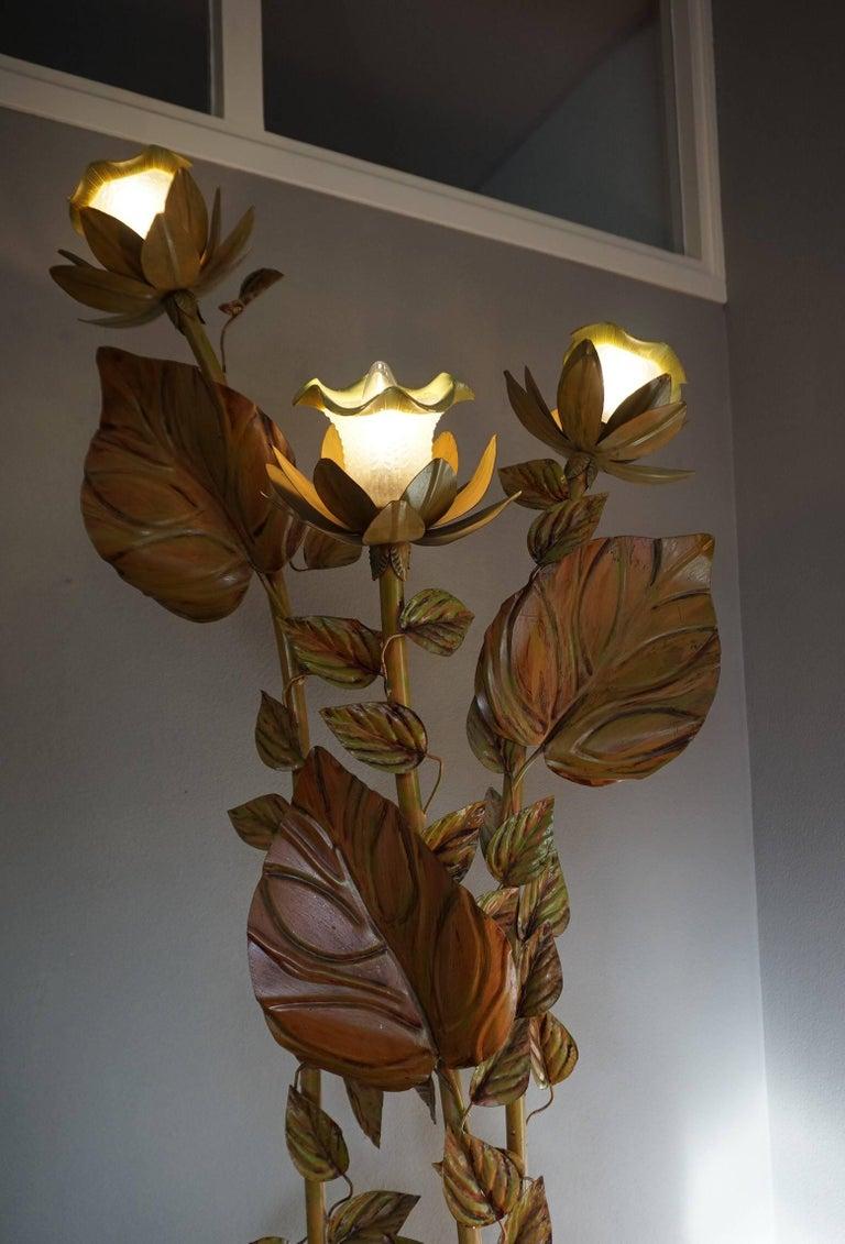 1950s Italian Floor Lamp Vintage Italian Floor Lamp In