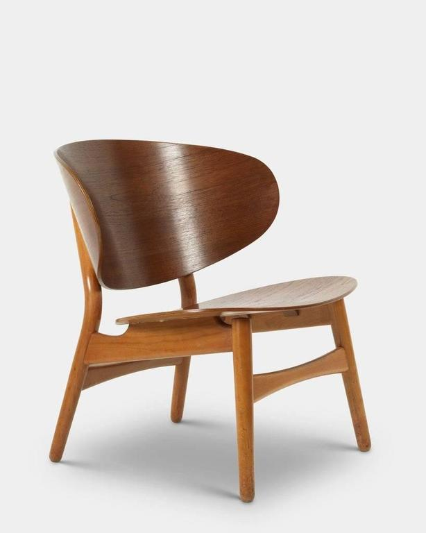 Shell Chair By Hans J Wegner For Sale At 1stdibs