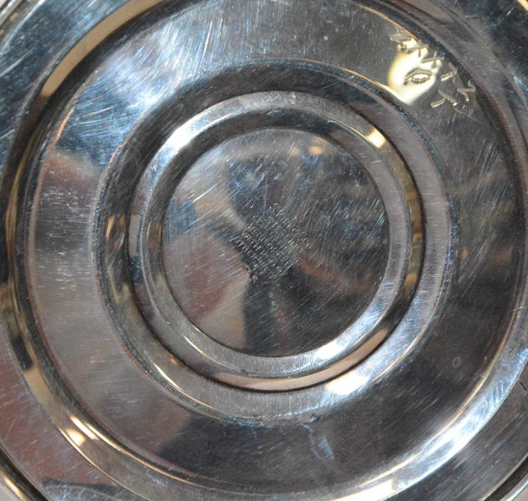 S. Kirk & Sons Sterling Silver Candelabras For Sale 1