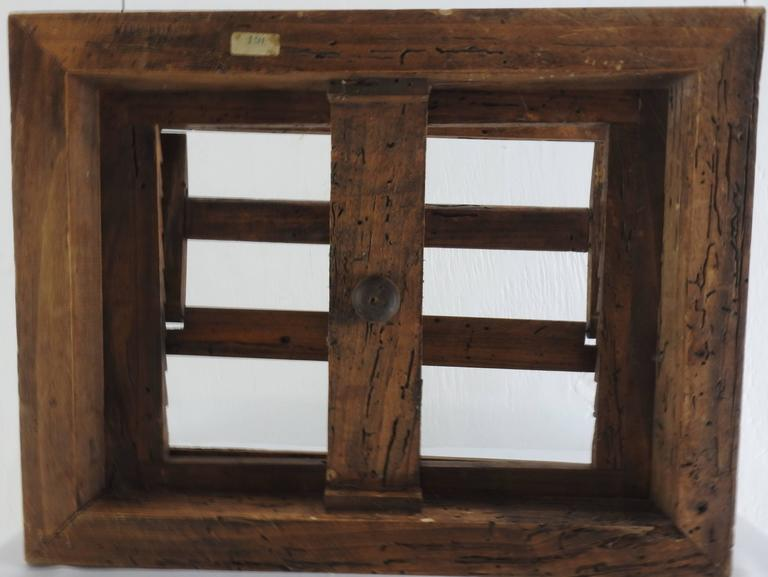 Late 18th Century Italian Olive Wood Book Stand For Sale 2