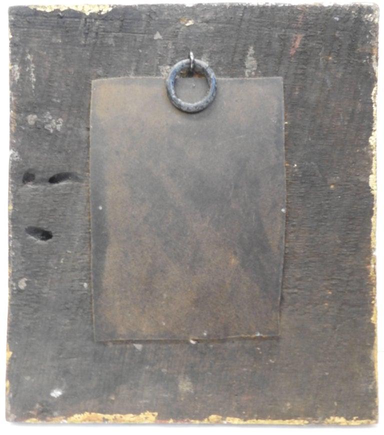 Italian Mirror with Gilt Midcentury For Sale 2