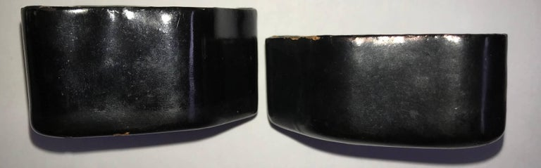 Chinese Export Lacquer Asian Snuff Box, 20th Century For Sale