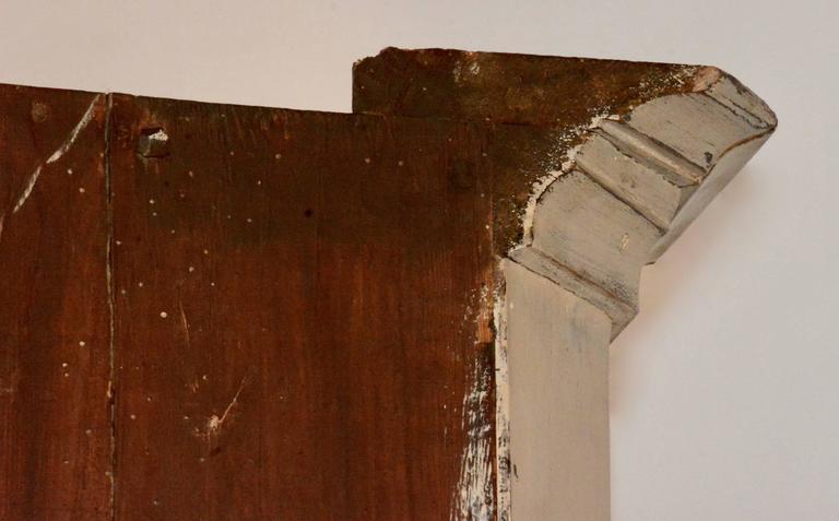 1790's Gustavian Corner Cupboard For Sale 3