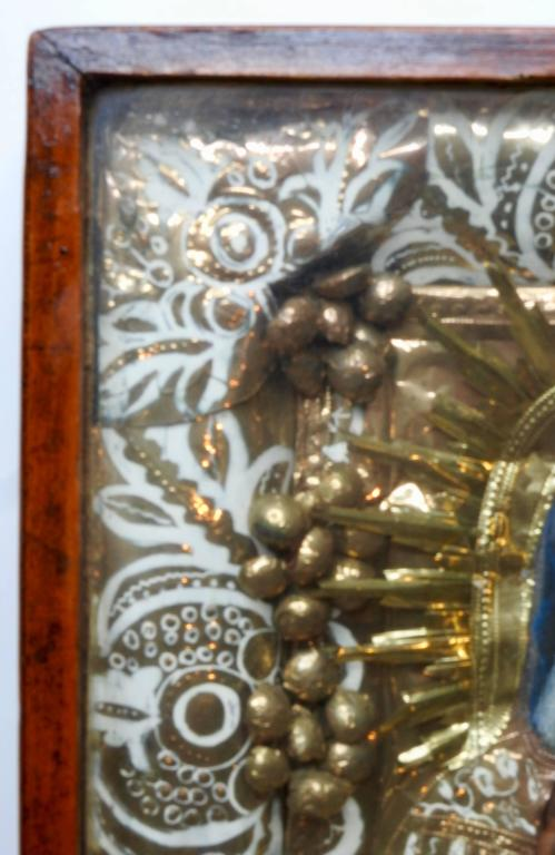 Greek Orthodox Icon of St Anthony For Sale 2